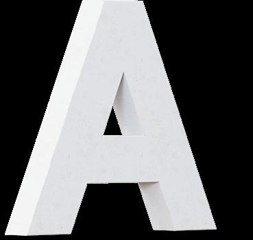 pismeno A