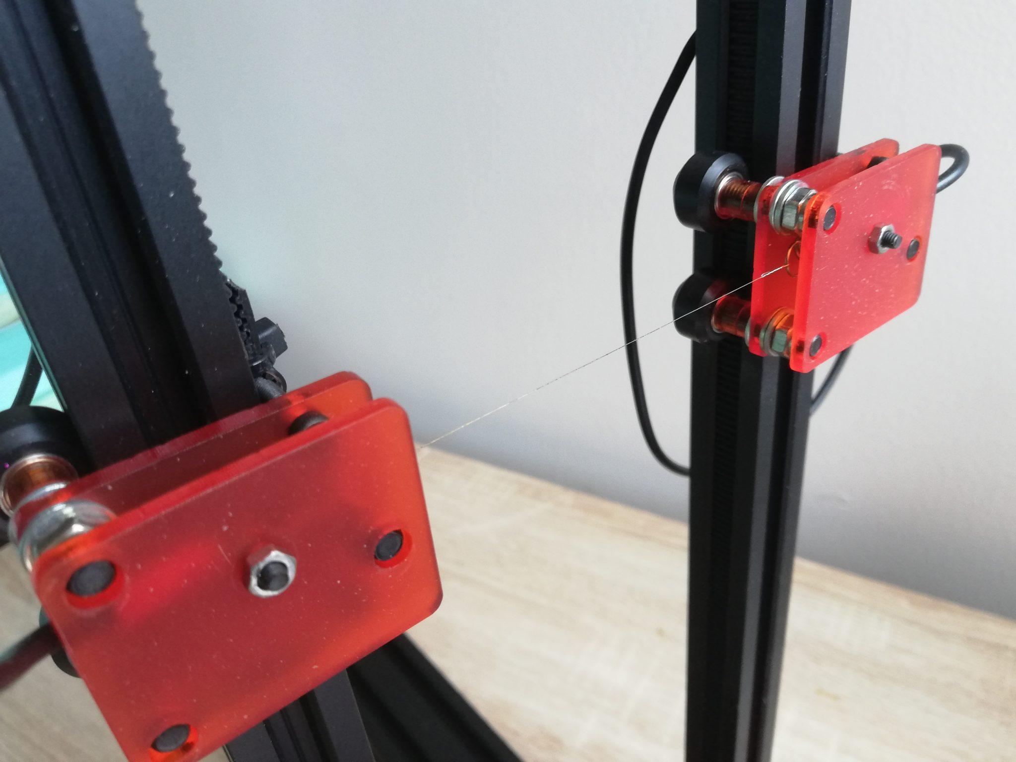 CNC rezačka drôt